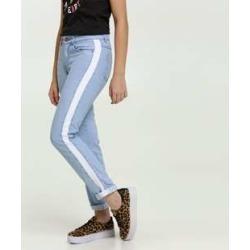 Calça Juvenil Jeans Recorte Marisa found on Bargain Bro India from marisa.com.br for $39.18