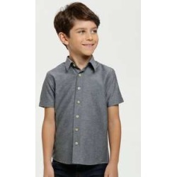 Camisa Infantil Manga Curta MR found on Bargain Bro India from marisa.com.br for $27.44