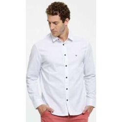 Camisa Masculina Estampada Manga Longa found on Bargain Bro India from marisa.com.br for $48.98