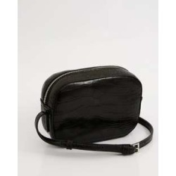 Bolsa Feminina Transversal Textura Croco Marisa found on Bargain Bro India from marisa.com.br for $34.30