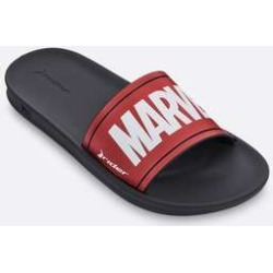 Chinelo Masculino Slide Marvel Rider found on Bargain Bro India from marisa.com.br for $19.60