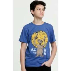Camiseta Juvenil Estampa ET Manga Curta Universal found on Bargain Bro Philippines from marisa.com.br for $14.70