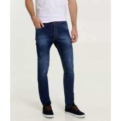Calça Masculina Jeans Puídos Bolsos found on Bargain Bro India from marisa.com.br for $34.30