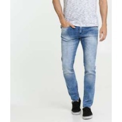 Calça Masculina Moletinho Jeans Stretch found on Bargain Bro India from marisa.com.br for $53.90