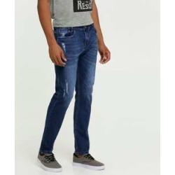 Calça Masculina Jeans Skinny Puídos found on Bargain Bro India from marisa.com.br for $53.90