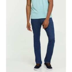 Calça Masculina Jeans Reta MR found on Bargain Bro India from marisa.com.br for $29.38