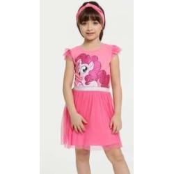 Vestido Infantil Estampa My Little Pony Manga Curta Hasbro found on Bargain Bro India from marisa.com.br for $19.60