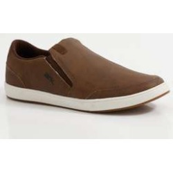 Tênis Masculino Slip On found on Bargain Bro from marisa.com.br for USD $29.78