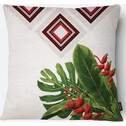 Almofada Estampa Floral Silk Home Belchior found on Bargain Bro Philippines from LinkShare USA for $20.58