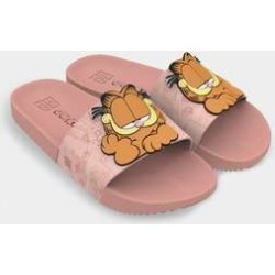 Chinelo Feminino Slide Lazy Garfield Zaxy found on Bargain Bro Philippines from marisa.com.br for $24.50