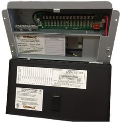 75 Amp RV Power Center with AC/DC Distribution and Built-In Smart Charger