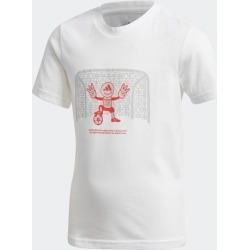 adidas COTTON TEE UNISEX WHITE size A140 found on Bargain Bro Philippines from Adidas HK for $18.20