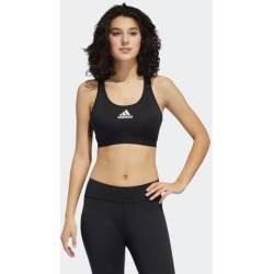adidas DON'T REST ALPHASKIN PADDED BRA WOMEN BLACK size A/XL found on Bargain Bro from Adidas HK for USD $29.54