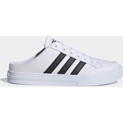 adidas VS SET MULE SHOES MEN FTWWHT size 10-