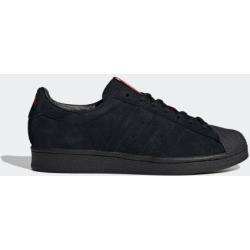 adidas SUPERSTAR ADV X THRASHER SHOES MEN CBLACK size 8 found on Bargain Bro India from Adidas HK for $129.87