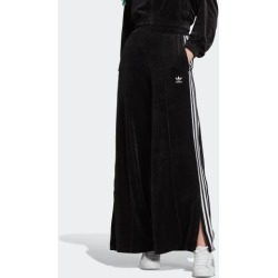 adidas VELOUR TRACK PANTS WOMEN BLACK size J2XOT found on Bargain Bro Philippines from Adidas HK for $52.00