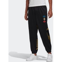 adidas METALLIC TRACK PANTS MEN BLACK size XS found on Bargain Bro Philippines from Adidas HK for $90.87