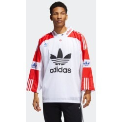 adidas BLUELINER TREFOIL JERSEY MEN WHITE size M found on Bargain Bro Philippines from Adidas HK for $103.87