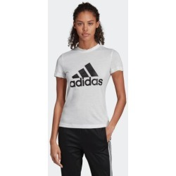 adidas MUST HAVES BADGE OF SPORT TEE WOMEN WHITE size A/M found on Bargain Bro India from Adidas HK for $11.05