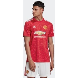 adidas MANCHESTER UNITED 20/21 HOME JERSEY MEN REARED size S found on Bargain Bro from Adidas HK for USD $48.41