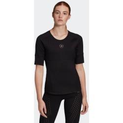 adidas ADIDAS BY STELLA MCCARTNEY TRUEPURPOSE TEE WOMEN BLACK size XS found on Bargain Bro from Adidas HK for USD $69.06