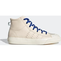 adidas PHARRELL WILLIAMS NIZZA HI RF SHOES MEN ECRTIN size 7- found on Bargain Bro India from Adidas HK for $83.20