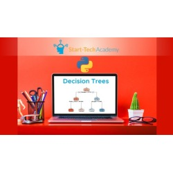 Decision Trees, Random Forests, AdaBoost & XGBoost in Python found on Bargain Bro India from Udemy for $199.99