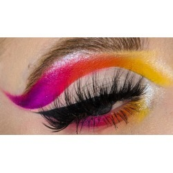How to Create COLOURFUL Makeup Looks - 2020/21! found on Makeup Collection from Udemy for GBP 23.18