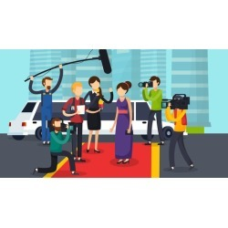 How I get on TV shows and have become a Celebrity! found on Bargain Bro from Udemy for USD $75.99