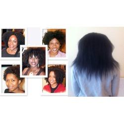 Black Hair Does Grow