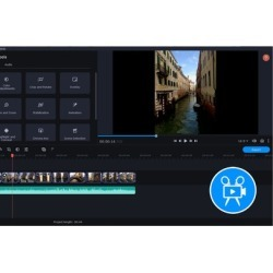 Movavi Video Editor Complete Course. Become a montage master