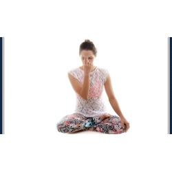 An introduction to Hatha Yoga & Pranayama found on Bargain Bro UK from Udemy