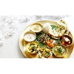 Cook 5 Indian Vegetarian Meals in 5 Days found on Bargain Bro UK from Udemy