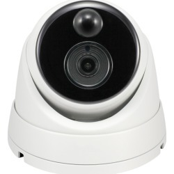 Swann - PRO-SERIES HD Indoor/Outdoor CCTV Camera - White found on Bargain Bro India from Best Buy for $79.99