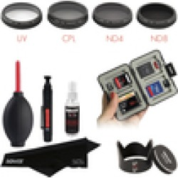 Bower - 4-in-1 Drone Essentials Kit