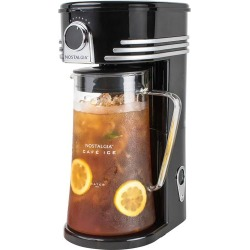 Nostalgia - Café Ice 3-Quart Iced Coffee & Tea Brewing System