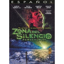 Zona Del Silencio - Paralelo 27 [DVD] [1990] found on Bargain Bro India from Best Buy for $7.99