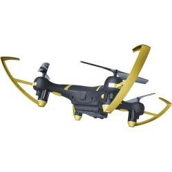 Protocol - VideoDrone AP Drone with Remote Controller - Black/Gold