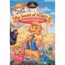 The Secret of NIMH II: Timmy to the Rescue [DVD] [1998] found on Bargain Bro India from Best Buy for $7.99