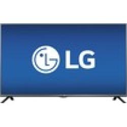 """Lg - 55"""" Class (54-5/8"""" Diag.) - Led - 1080p - Hdtv - Black"""