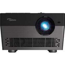 Optoma - UHL55 4K Wireless Smart DLP Projector with High Dynamic Range - Black