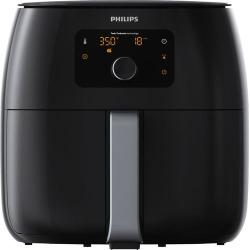 Philips - Avance Collection 4 qt. Digital Air Fryer - Black