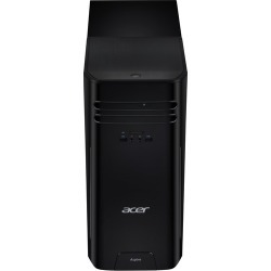 Acer - Refurbished Aspire Desktop - Intel Core i5 - 12GB Memory - 2TB Hard Drive - Black