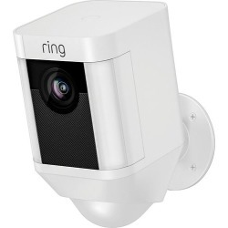 Ring - Spotlight Cam Wire-free - White