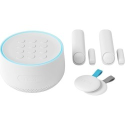 Google - Nest Secure Alarm System - White found on Bargain Bro India from Best Buy for $299.99