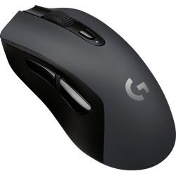 Logitech - G603 Wireless Optical Gaming Mouse - Black