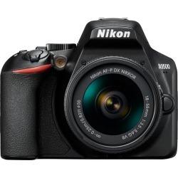 Nikon - D3500 DSLR Camera with AF-P DX NIKKOR 18-55mm f/3.5-5.6G VR Lens