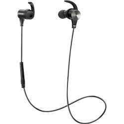 TaoTronics - Deimos Bluetooth Wireless In Ear Headphones - Black