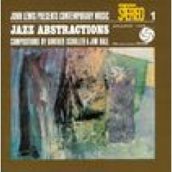 John Lewis Presents Jazz Abstractions [cd]