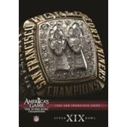 Nfl: America's Game - 1984 San Francisco 49ers - Super Bowl Xix (dvd)